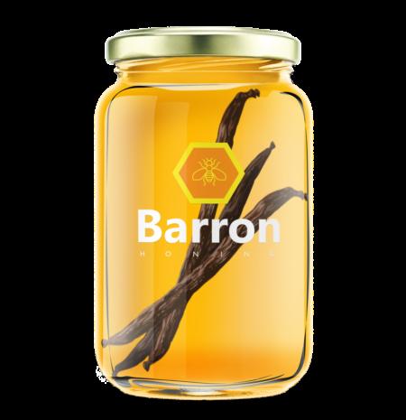 Acacia Barronhoning vanille 450g